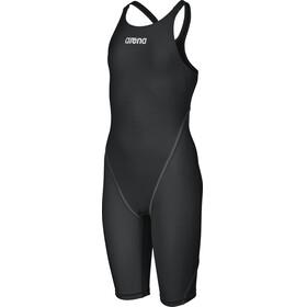 arena Powerskin St 2.0 Short Leg Open Svømmedragt Børn sort